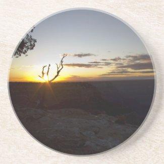 Grand Canyon Sunset Coaster