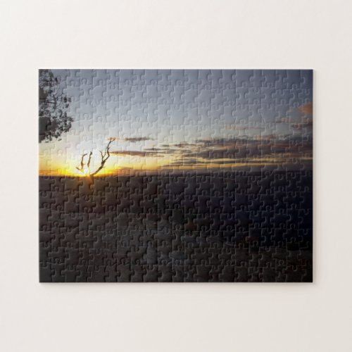 Grand Canyon Sunset Puzzle 1 puzzle