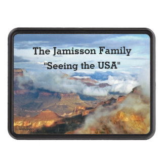 Grand Canyon Trailer Hitch Cover
