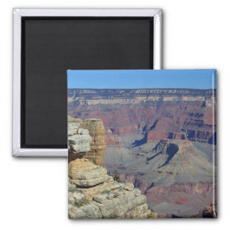 Grand Canyon Travel Photo 2 Inch Square Magnet