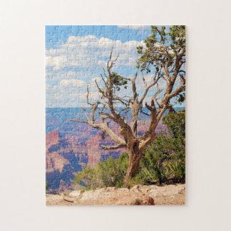 Grand Canyon tree puzzle 11x17
