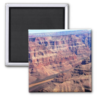 Grand Canyon, USA 2 Inch Square Magnet
