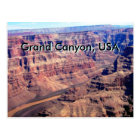 Grand Canyon, USA Postcard