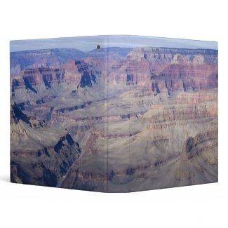 Grand Canyon View 3 Ring Binder