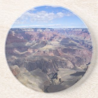 Grand Canyon View Beverage Coaster