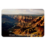 GRAND CANYON VIEW FROM THE SOUTH RIM RECTANGULAR PHOTO MAGNET