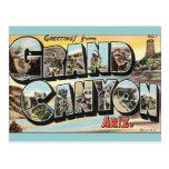 Grand Canyon Vintage Travel Postcards