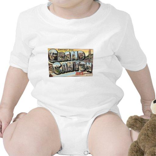 Grand Canyon Vintage Travel Tee Shirts