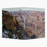 Grand Canyon Vinyl Binder