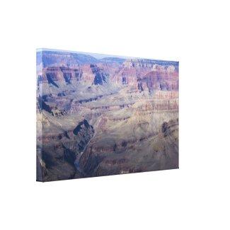 Grand Canyon Vista 10 wrappedcanvas