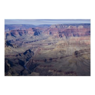 Grand Canyon Vista 10 Poster print