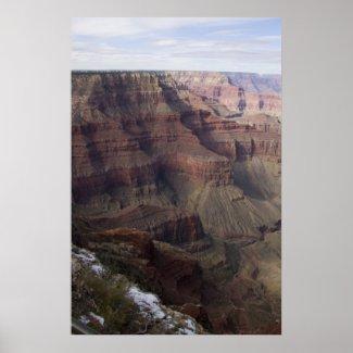 Grand Canyon Vista 2 Poster print