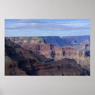 Grand Canyon Vista 4 Poster print