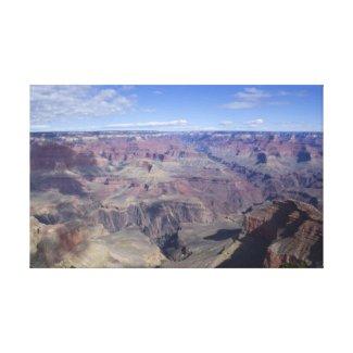 Grand Canyon Vista 5 wrappedcanvas