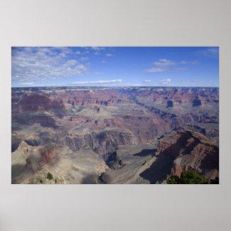 Grand Canyon Vista 5 Poster print