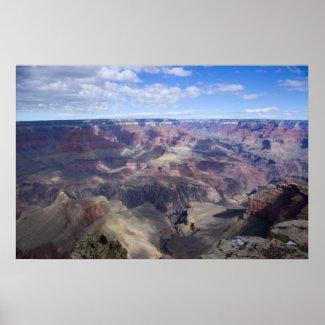 Grand Canyon Vista 6 Poster print