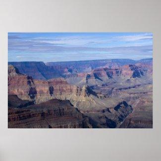 Grand Canyon Vista 7 Poster print