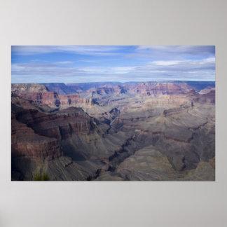 Grand Canyon Vista 9 Poster