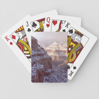 Grand Canyon Winter Playing Cards