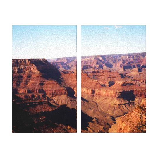 Grand Canyon Wonder Wrapped Canvas