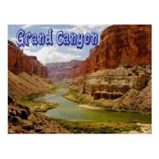 Grand Canyon, Yaki Point, Arizona USA Postcard