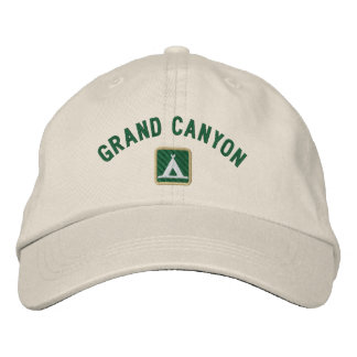 Grand CanyonNational Park Embroidered Baseball Cap