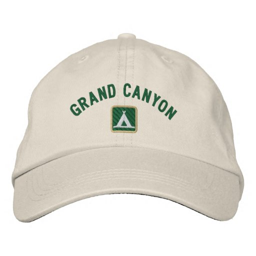 Grand CanyonNational Park Embroidered Hats