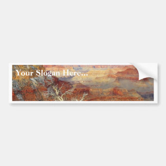 Grand Canyons Arizona Bumper Sticker