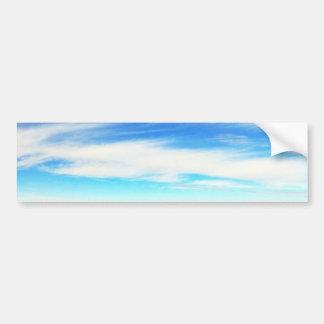 Grand Canyons Arizona Clouds Bumper Sticker