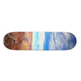 Grand Canyons Arizona Clouds Custom Skateboard