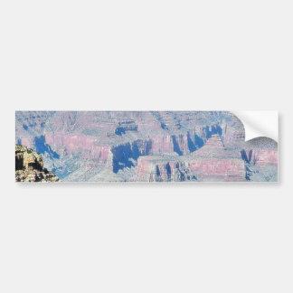 Grand Canyons Cliffs Hills Valleys 3 Bumper Sticker