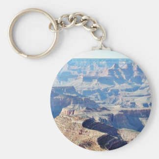 Grand Canyons Cliffs Hills Valleys 4 Key Chains
