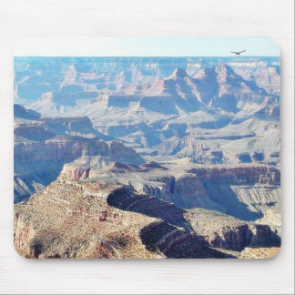 Grand Canyons Cliffs Hills Valleys 4 Mouse Pad