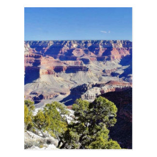 Grand Canyons Hills Post Card