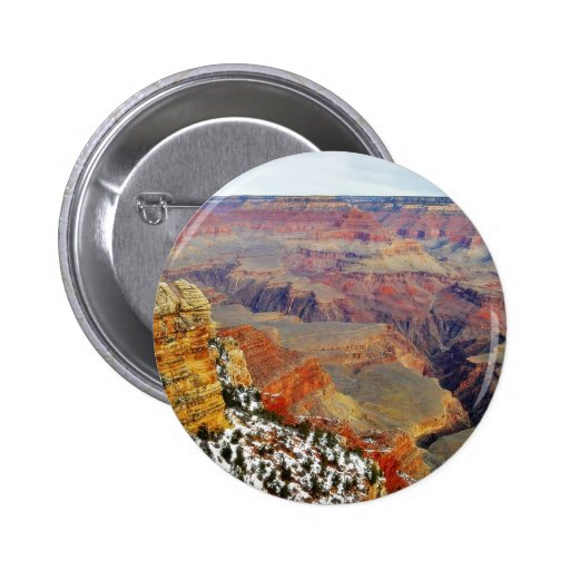 Grand Canyons In Arizona Button