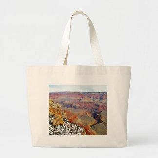 Grand Canyons In Arizona Large Tote Bag
