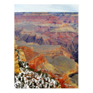 Grand Canyons In Arizona Postcards