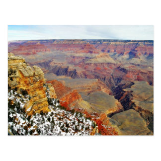 Grand Canyons In Arizona Post Card