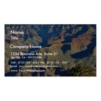 Grand Canyons Overlook Double-Sided Standard Business Cards (Pack Of 100)
