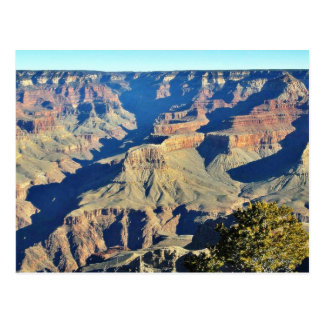 Grand Canyons Overlook Post Card