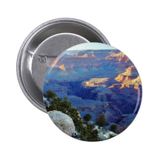 Grand Canyons Sunset Yaki Point 2 Inch Round Button