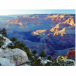 Grand Canyons Sunset Yaki Point Cut Out