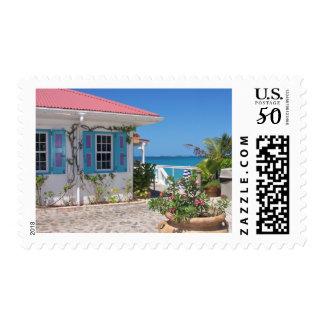 Grand Case Beach Club, Saint Martin-SXM Postage
