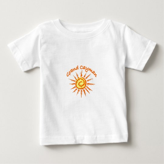 Grand Cayman Baby T-Shirt