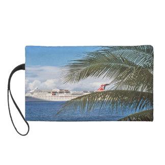 Grand Cayman Wristlet Purse
