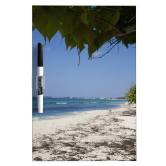 Grand Cayman Beach Dry Erase Boards