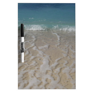Grand Cayman Beach Dry-Erase Board