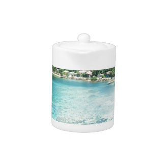 Grand Cayman Coral Reef Teapot