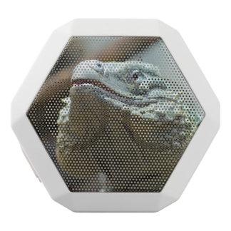 Grand Cayman Iguana White Boombot Rex Bluetooth Speaker