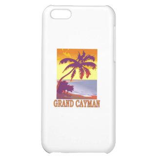 Grand Cayman iPhone 5C Cases